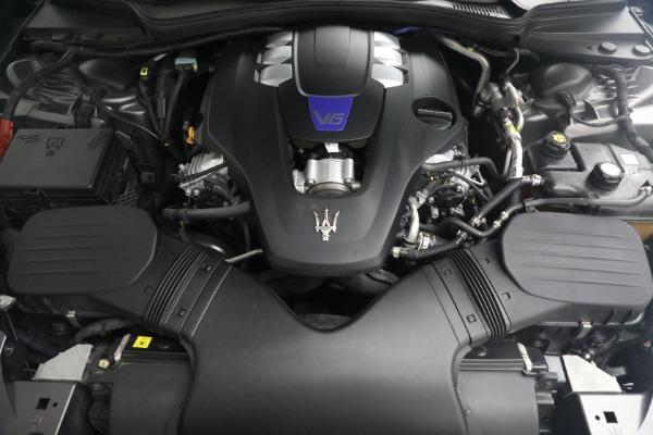 New 2019 Maserati Ghibli S Q4 GranSport for sale Sold at Alfa Romeo of Greenwich in Greenwich CT 06830 26