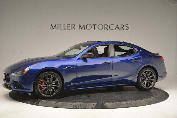New 2019 Maserati Ghibli S Q4 GranSport for sale Sold at Alfa Romeo of Greenwich in Greenwich CT 06830 2