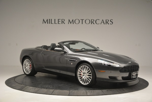 Used 2009 Aston Martin DB9 Convertible for sale Sold at Alfa Romeo of Greenwich in Greenwich CT 06830 10