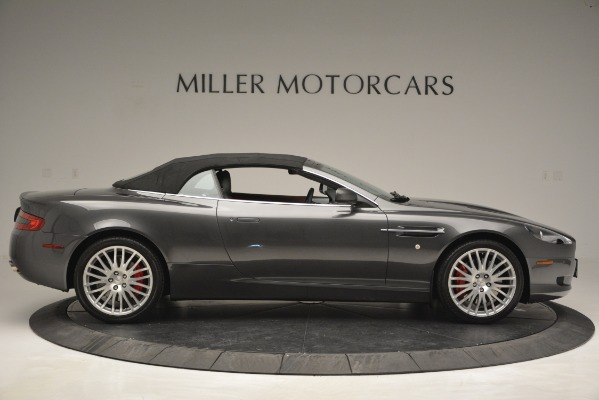 Used 2009 Aston Martin DB9 Convertible for sale Sold at Alfa Romeo of Greenwich in Greenwich CT 06830 13