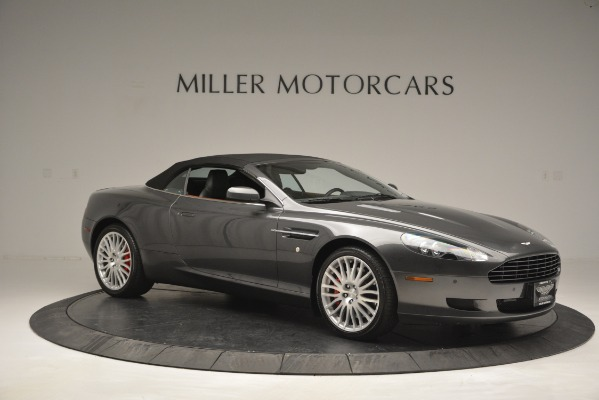 Used 2009 Aston Martin DB9 Convertible for sale Sold at Alfa Romeo of Greenwich in Greenwich CT 06830 14