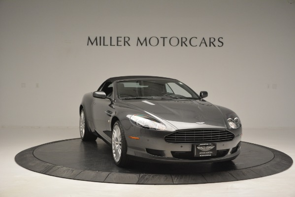 Used 2009 Aston Martin DB9 Convertible for sale Sold at Alfa Romeo of Greenwich in Greenwich CT 06830 15