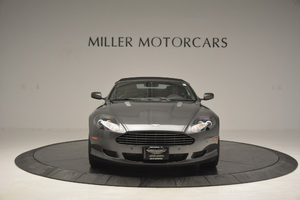 Used 2009 Aston Martin DB9 Convertible for sale Sold at Alfa Romeo of Greenwich in Greenwich CT 06830 16