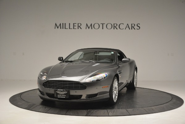 Used 2009 Aston Martin DB9 Convertible for sale Sold at Alfa Romeo of Greenwich in Greenwich CT 06830 17