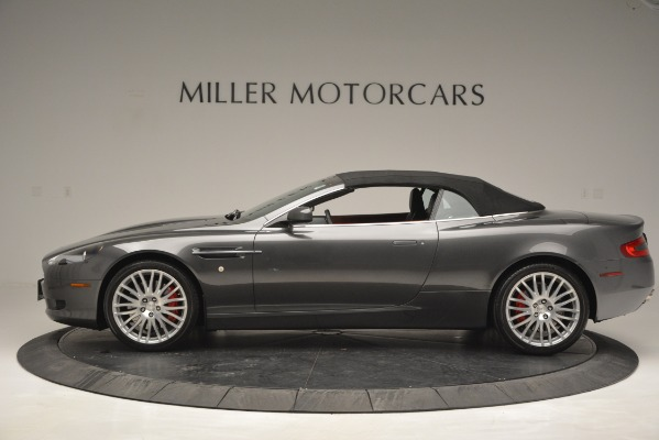 Used 2009 Aston Martin DB9 Convertible for sale Sold at Alfa Romeo of Greenwich in Greenwich CT 06830 19