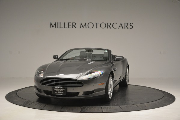 Used 2009 Aston Martin DB9 Convertible for sale Sold at Alfa Romeo of Greenwich in Greenwich CT 06830 2