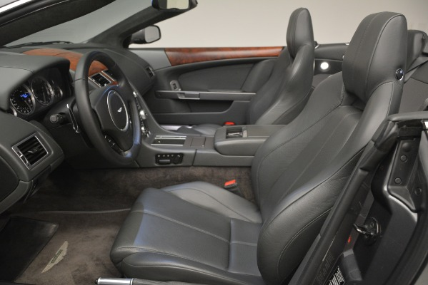 Used 2009 Aston Martin DB9 Convertible for sale Sold at Alfa Romeo of Greenwich in Greenwich CT 06830 20