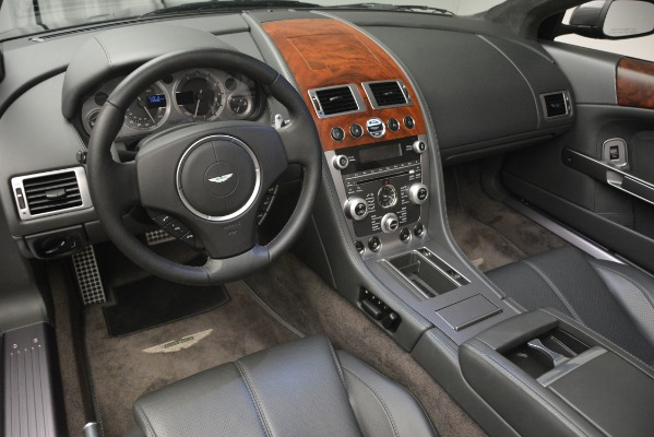 Used 2009 Aston Martin DB9 Convertible for sale Sold at Alfa Romeo of Greenwich in Greenwich CT 06830 21