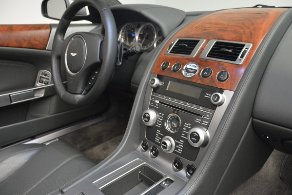 Used 2009 Aston Martin DB9 Convertible for sale Sold at Alfa Romeo of Greenwich in Greenwich CT 06830 25