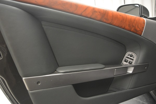 Used 2009 Aston Martin DB9 Convertible for sale Sold at Alfa Romeo of Greenwich in Greenwich CT 06830 27