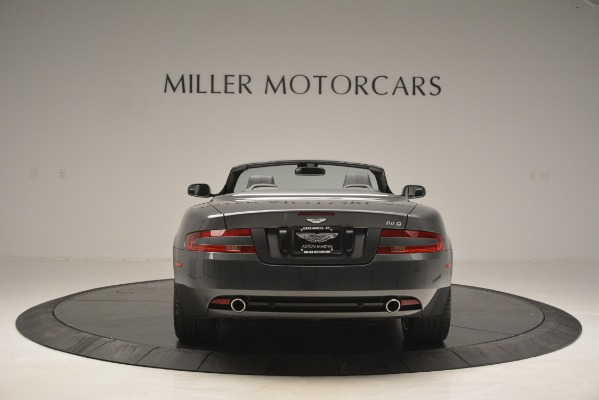 Used 2009 Aston Martin DB9 Convertible for sale Sold at Alfa Romeo of Greenwich in Greenwich CT 06830 6