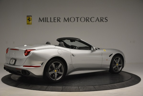 Used 2017 Ferrari California T Handling Speciale for sale Sold at Alfa Romeo of Greenwich in Greenwich CT 06830 8