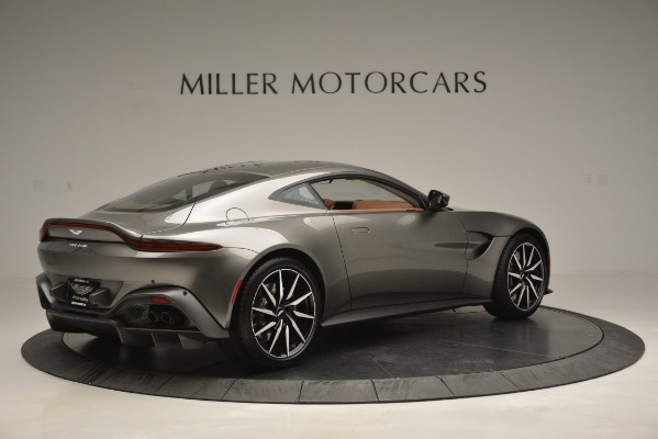 Used 2019 Aston Martin Vantage for sale Sold at Alfa Romeo of Greenwich in Greenwich CT 06830 7