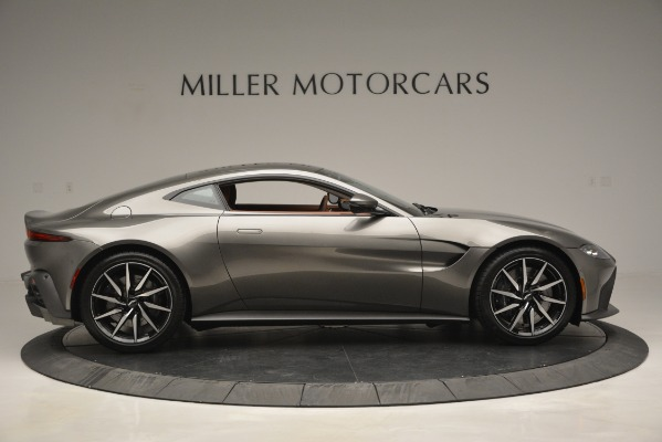Used 2019 Aston Martin Vantage for sale Sold at Alfa Romeo of Greenwich in Greenwich CT 06830 8
