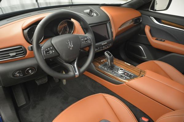 New 2019 Maserati Levante Q4 GranLusso for sale Sold at Alfa Romeo of Greenwich in Greenwich CT 06830 16