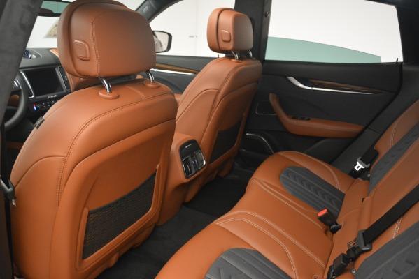 New 2019 Maserati Levante Q4 GranLusso for sale Sold at Alfa Romeo of Greenwich in Greenwich CT 06830 20