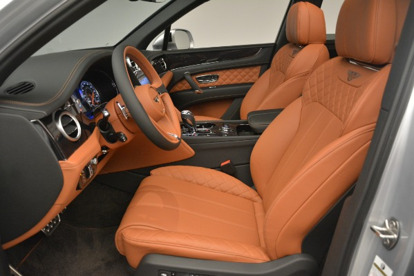 New 2019 Bentley Bentayga V8 for sale Sold at Alfa Romeo of Greenwich in Greenwich CT 06830 18