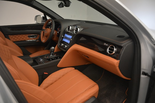 New 2019 Bentley Bentayga V8 for sale Sold at Alfa Romeo of Greenwich in Greenwich CT 06830 23
