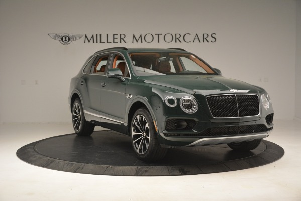 New 2019 Bentley Bentayga V8 for sale Sold at Alfa Romeo of Greenwich in Greenwich CT 06830 11