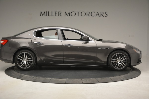 Used 2015 Maserati Ghibli S Q4 for sale Sold at Alfa Romeo of Greenwich in Greenwich CT 06830 10