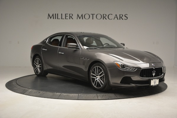 Used 2015 Maserati Ghibli S Q4 for sale Sold at Alfa Romeo of Greenwich in Greenwich CT 06830 12