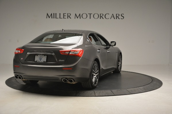 Used 2015 Maserati Ghibli S Q4 for sale Sold at Alfa Romeo of Greenwich in Greenwich CT 06830 8