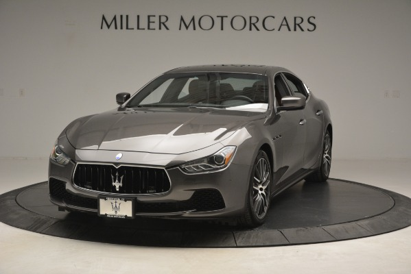 Used 2015 Maserati Ghibli S Q4 for sale Sold at Alfa Romeo of Greenwich in Greenwich CT 06830 1