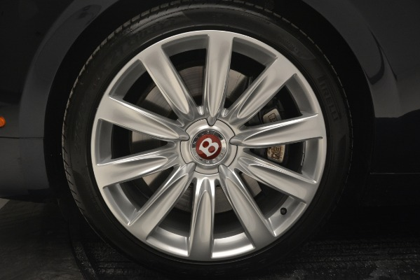 Used 2016 Bentley Flying Spur W12 for sale Sold at Alfa Romeo of Greenwich in Greenwich CT 06830 14