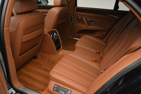 Used 2016 Bentley Flying Spur W12 for sale Sold at Alfa Romeo of Greenwich in Greenwich CT 06830 23