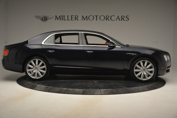 Used 2016 Bentley Flying Spur W12 for sale Sold at Alfa Romeo of Greenwich in Greenwich CT 06830 9