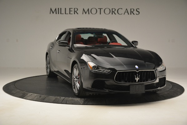 Used 2016 Maserati Ghibli S Q4 for sale Sold at Alfa Romeo of Greenwich in Greenwich CT 06830 14