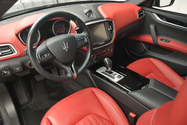 Used 2016 Maserati Ghibli S Q4 for sale Sold at Alfa Romeo of Greenwich in Greenwich CT 06830 17