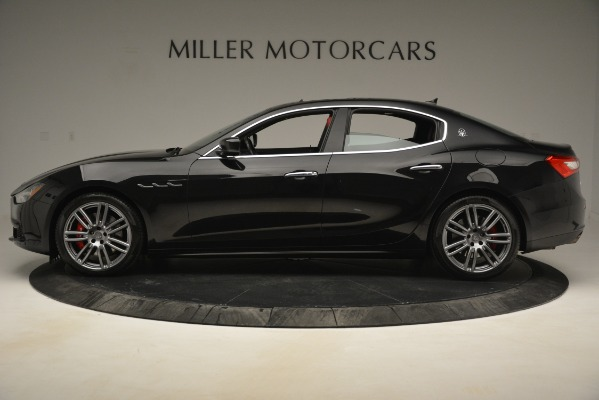 Used 2016 Maserati Ghibli S Q4 for sale Sold at Alfa Romeo of Greenwich in Greenwich CT 06830 4