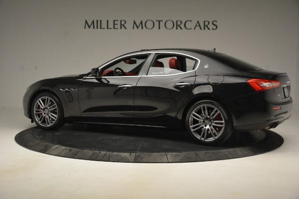 Used 2016 Maserati Ghibli S Q4 for sale Sold at Alfa Romeo of Greenwich in Greenwich CT 06830 5