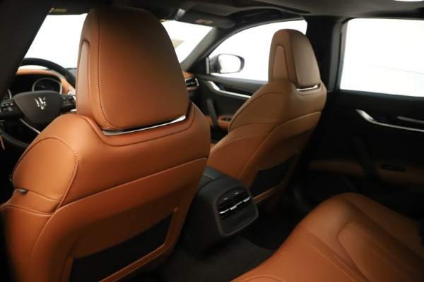 New 2019 Maserati Ghibli S Q4 GranSport for sale Sold at Alfa Romeo of Greenwich in Greenwich CT 06830 20