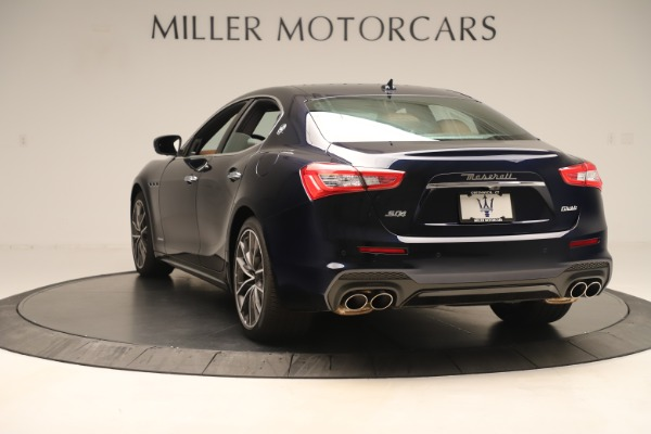 New 2019 Maserati Ghibli S Q4 GranSport for sale Sold at Alfa Romeo of Greenwich in Greenwich CT 06830 5