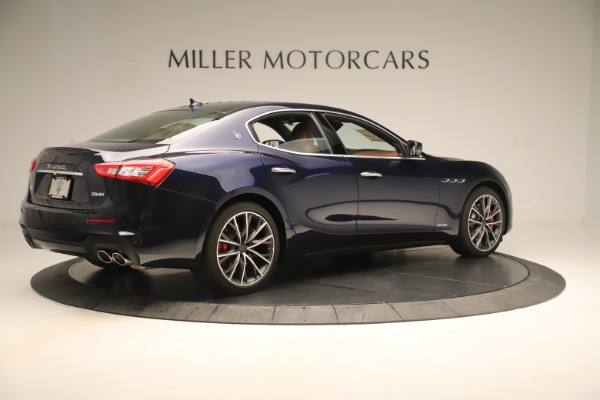 New 2019 Maserati Ghibli S Q4 GranSport for sale Sold at Alfa Romeo of Greenwich in Greenwich CT 06830 8