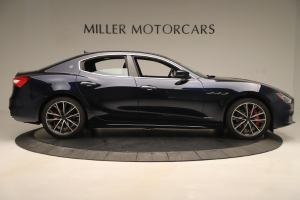 New 2019 Maserati Ghibli S Q4 GranSport for sale Sold at Alfa Romeo of Greenwich in Greenwich CT 06830 9
