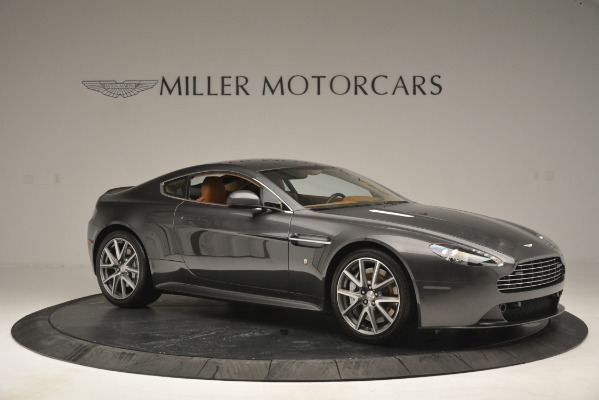 Used 2012 Aston Martin V8 Vantage S Coupe for sale Sold at Alfa Romeo of Greenwich in Greenwich CT 06830 10
