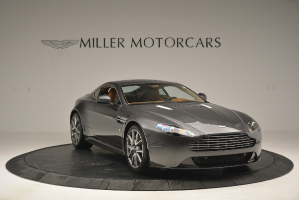 Used 2012 Aston Martin V8 Vantage S Coupe for sale Sold at Alfa Romeo of Greenwich in Greenwich CT 06830 11