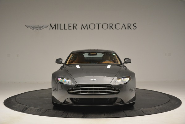 Used 2012 Aston Martin V8 Vantage S Coupe for sale Sold at Alfa Romeo of Greenwich in Greenwich CT 06830 12