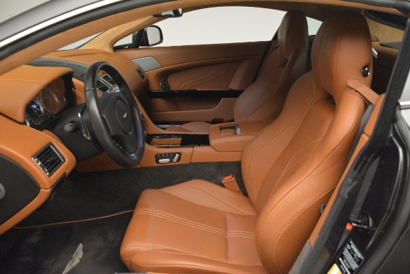 Used 2012 Aston Martin V8 Vantage S Coupe for sale Sold at Alfa Romeo of Greenwich in Greenwich CT 06830 13