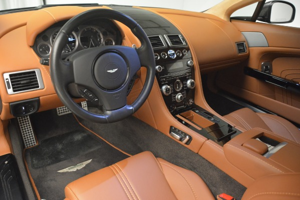 Used 2012 Aston Martin V8 Vantage S Coupe for sale Sold at Alfa Romeo of Greenwich in Greenwich CT 06830 14