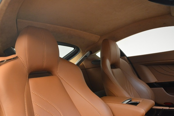 Used 2012 Aston Martin V8 Vantage S Coupe for sale Sold at Alfa Romeo of Greenwich in Greenwich CT 06830 18