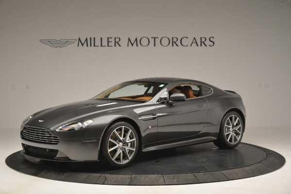 Used 2012 Aston Martin V8 Vantage S Coupe for sale Sold at Alfa Romeo of Greenwich in Greenwich CT 06830 2