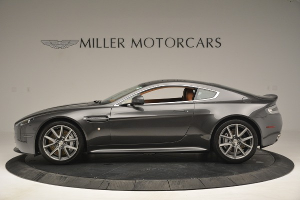 Used 2012 Aston Martin V8 Vantage S Coupe for sale Sold at Alfa Romeo of Greenwich in Greenwich CT 06830 3