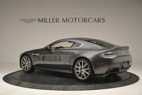 Used 2012 Aston Martin V8 Vantage S Coupe for sale Sold at Alfa Romeo of Greenwich in Greenwich CT 06830 4