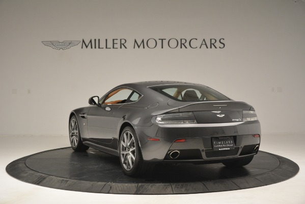 Used 2012 Aston Martin V8 Vantage S Coupe for sale Sold at Alfa Romeo of Greenwich in Greenwich CT 06830 5