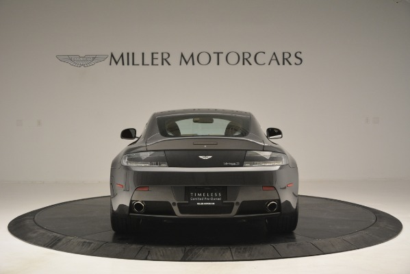 Used 2012 Aston Martin V8 Vantage S Coupe for sale Sold at Alfa Romeo of Greenwich in Greenwich CT 06830 6
