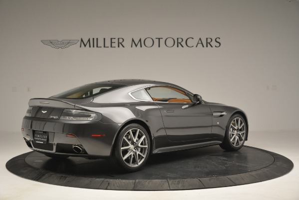 Used 2012 Aston Martin V8 Vantage S Coupe for sale Sold at Alfa Romeo of Greenwich in Greenwich CT 06830 8